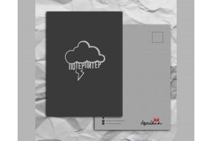 Самая Питерская почтовая открытка «Потерпитер: дожди»