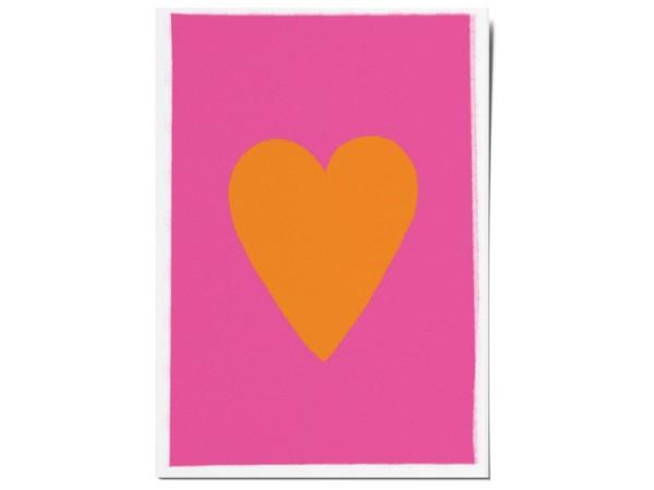 Открытка «Сердце 2». O paper paper