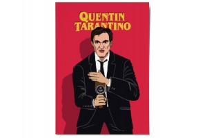 Открытка «Тарантино». O paper paper