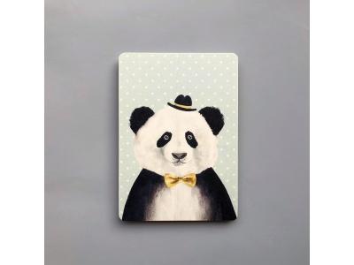Открытка Панда