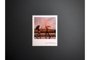 Фото открытка «Как долго льёт?»