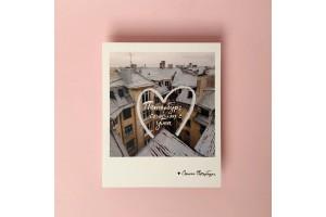 Фото открытка «Петербург сводит с ума»