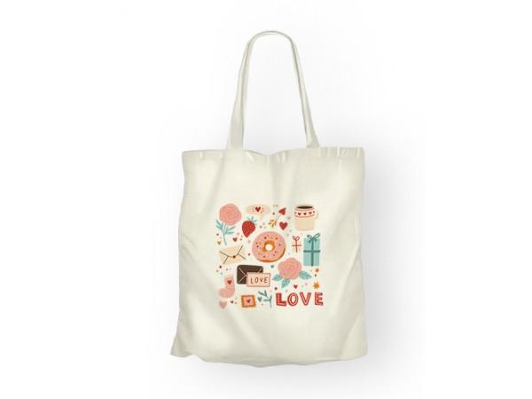 Сумка шопер «Love»